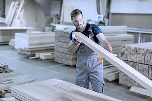 Wood plaatje keuze