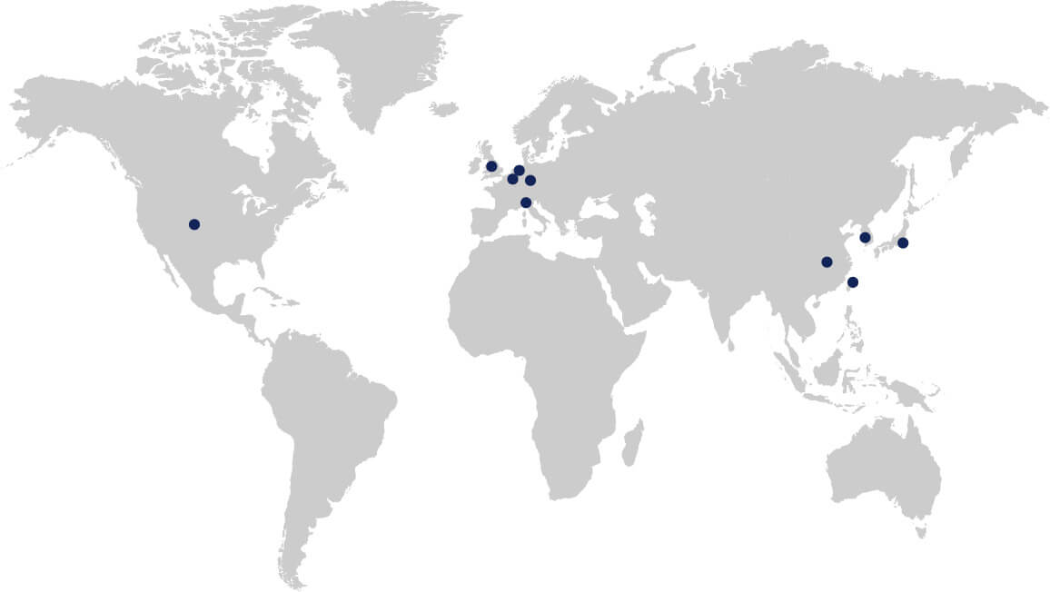 Overview of global distributors for cleanroom products
